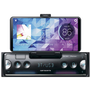 carrozzeria MVH-7500SC Bluetooth/USB/チューナー・DSPメインユニット