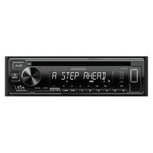 KENWOOD U340W CD/USB/iPodレシーバー MP3/WMA/WAV/FLAC対応 ホワイト