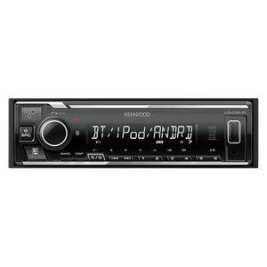 KENWOOD U340BMS USB/iPod/Bluetoothレシーバー MP3/WMA/AAC/WAV/FLAC対応