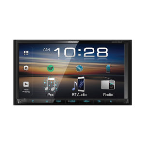 KENWOOD DDX6190BT DVD/CD/USB/iPod /Bluetoothレシーバー MP3/WMA/AAC/WAV/FLAC対応