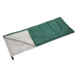 プレーリー 封筒型シュラフ600 寝袋 M-3448 グリーン