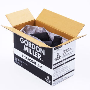 GORDON MILLER CHARCOAL 炭 3KG