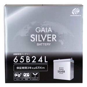 GAIA SILVER BATTERY 65B24L