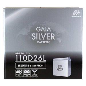 GAIA SILVER BATTERY 110D26L