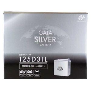 GAIA SILVER BATTERY 125D31L