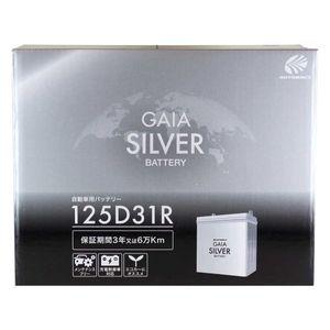 GAIA SILVER BATTERY 125D31R