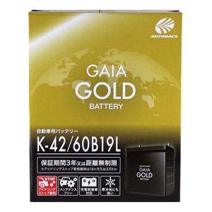 GAIA GOLD BATTERY K42/60B19L