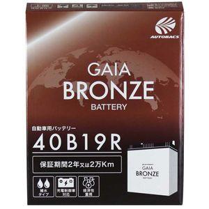 GAIA BRONZE BATTERY 40B19R
