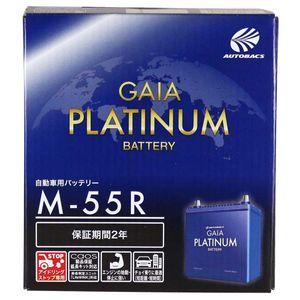 GAIA PLATINUM BATTERY M55R