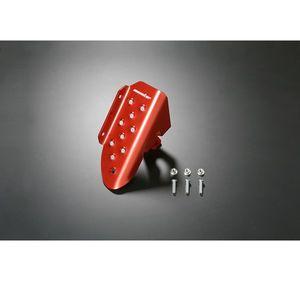 monster SPORT スポーツフットレスト レッド 842573-5200M スズキ ジムニー JB64W JB74W