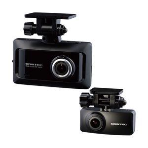 COMTEC ZDR026 前後2カメラ 高性能ドライブレコーダー
