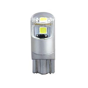 DELTA 高輝度LEDバルブ T10 ライセンスランプ用 D-2051 白色ナンバー用 1個入り