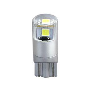 DELTA 高輝度LEDバルブ T10 ライセンスランプ用 D-2053 黄色ナンバー用 1個入り