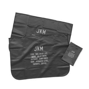 JKM マグネットカーテン M 2枚入り JM34 ダークグレー