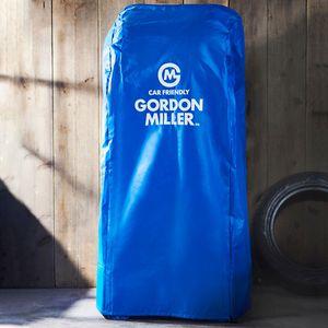 GORDON MILLER タイヤラックカバー M ブルー