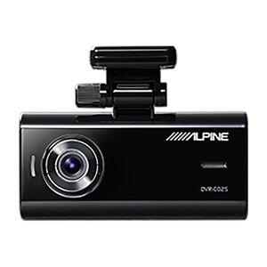 ALPINE DVR-C02S ドライブレコーダー(フロントカメラタイプ)