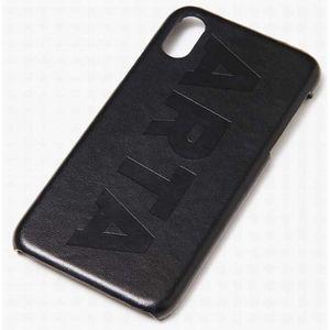 ARTA iPhoneX/XS用ケース ブラック