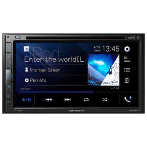 carrozzeria FH-8500DVS 6.78V型ワイドVGAモニター/DVD-V/VCD/CD/Bluetooth/USB/チューナー・DSPメインユニット