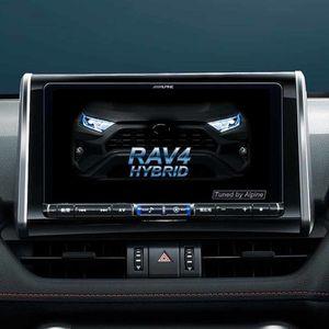 ALPINE X9Z-RV4-NR RAV4専用9型カーナビ ビッグx 純正バックカメラ対応