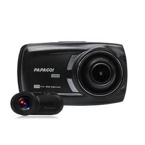 PAPAGO GoSafe S70GS1 2カメラドライブレコーダー