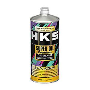 HKS SUPER OIL Premium API/SN 10W40 1L 合成油