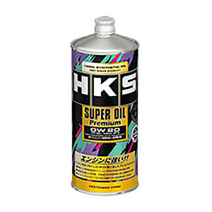 HKS SUPER OIL Premium API/SN 0W20 1L 合成油