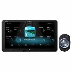 carrozzeria サイバーナビ AVIC-CQ910 9V型HD/TV/DVD/CD/Bluetooth/USB/SD/チューナー・AV一体型メモリーナビゲーション