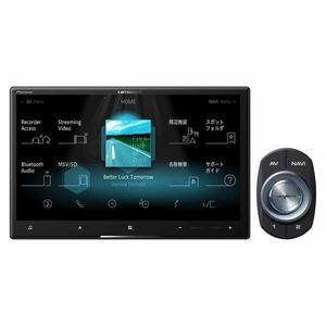 carrozzeria サイバーナビ AVIC-CL910 8V型HD/TV/DVD/CD/Bluetooth/USB/SD/チューナー・AV一体型メモリーナビゲーション