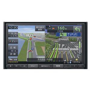 carrozzeria 楽ナビ AVIC-RZ103 7V型ワイドVGA/ワンセグTV/Bluetooth/SD/チューナー・AV一体型ナビゲーション