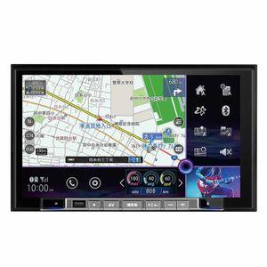 Clarion NXV997D Smart Accessリンク 9型HD 地上デジタルTV/DVD/SD メモリーAVナビゲーション
