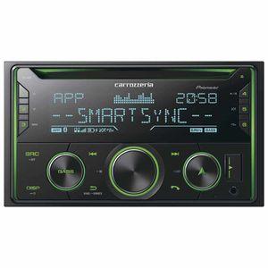 carrozzeria FH-4600 CD/Bluetooth/USB/チューナー・DSPメインユニット