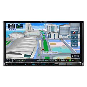 KENWOOD 彩速ナビ MDV-S707 地上デジタルTVチューナー/Bluetooth内蔵/DVD/USB/SD AVナビゲーション
