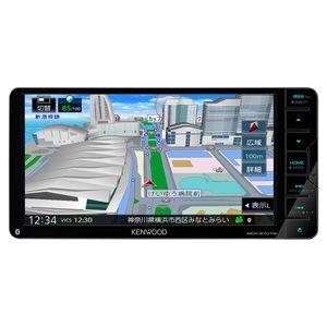 KENWOOD 彩速ナビ MDV-S707W 200mmワイドモデル 地上デジタルTVチューナー/Bluetooth内蔵/DVD/USB/SD AVナビゲーション