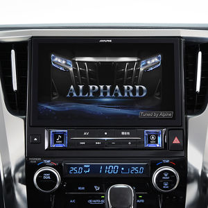 ALPINE ALL NEW BIG X 11 EX11NX-AV トヨタ アルファード/ヴェルファイア専用