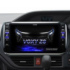 ALPINE ALL NEW BIG X 11 EX11NX-NVE トヨタ ヴォクシー/ノア/エスクァイア専用