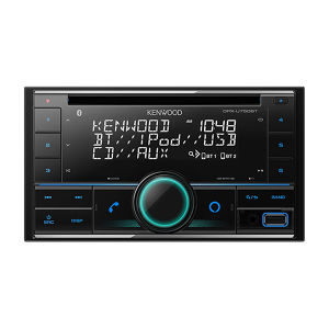 KENWOOD DPX-U750BT CD/USB/iPod/Bluetooth レシーバー