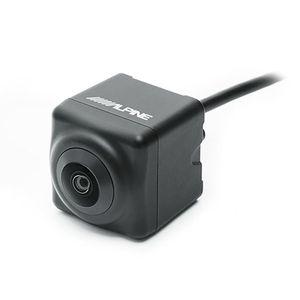ALPINE マルチビュー・バックカメラ HCE-C20HD-RD ダイレクト接続タイプ ブラック