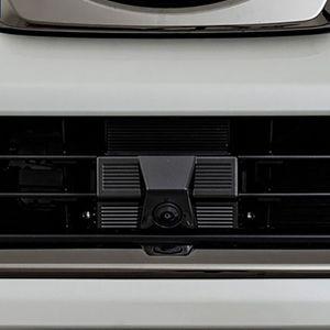 ALPINE 車種専用マルチビュー・フロントカメラ PKG-C25HD-FD2-VE トヨタ ヴェルファイア ブラック
