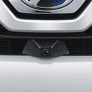 ALPINE 車種専用マルチビュー・フロントカメラ PKG-C25HD-FD2-VO トヨタ ヴォクシー/ヴォクシーハイブリッド ブラック