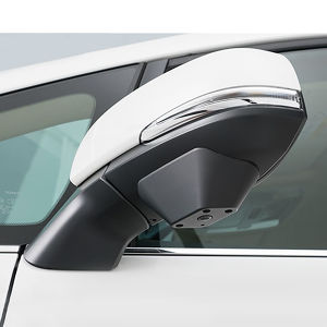 ALPINE 車種専用マルチビュー・サイドカメラ HCE-CS20HD-AV トヨタ アルファード/ヴェルファイア