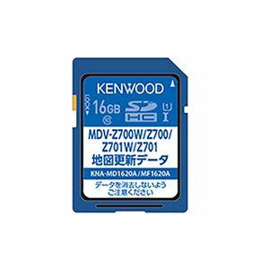 KENWOOD 地図更新SDカード KNA-MD1620A