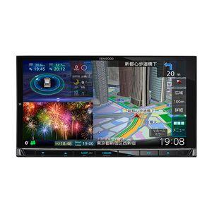 KENWOOD 彩速ナビ MDV-M807HD 180mmモデル 地上デジタルTVチューナー/Bluetooth内蔵/DVD/USB/SD AVナビゲーション