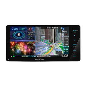 KENWOOD 彩速ナビ MDV-M807HDW 200mmワイドモデル 地上デジタルTVチューナー/Bluetooth内蔵/DVD/USB/SD AVナビゲーション