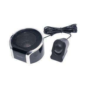 YAC Bluetoothイヤホンクレードルセパレートスピーカー TP225 ブラック