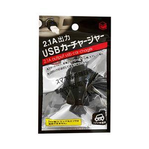 E Core 2.1A出力USBカーチャージャー G-7