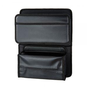 NAPOLEX シートバックポケット Fizz-1108 カーボン調