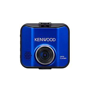 KENWOOD DRV-350-L ドライブレコーダー ブルー