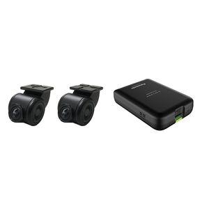 Panasonic Strada CA-DR03HTD 前後2カメラ ドライブレコーダー
