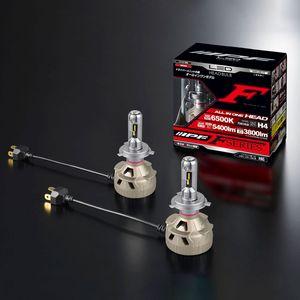 IPF LEDヘッドランプバルブFシリーズ H4 オールインワンモデル F341HLB 6500K