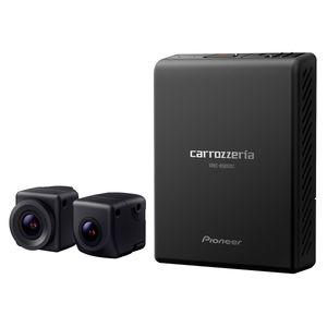carrozzeria VREC-DS800DC 前後2カメラ ドライブレコーダーユニット